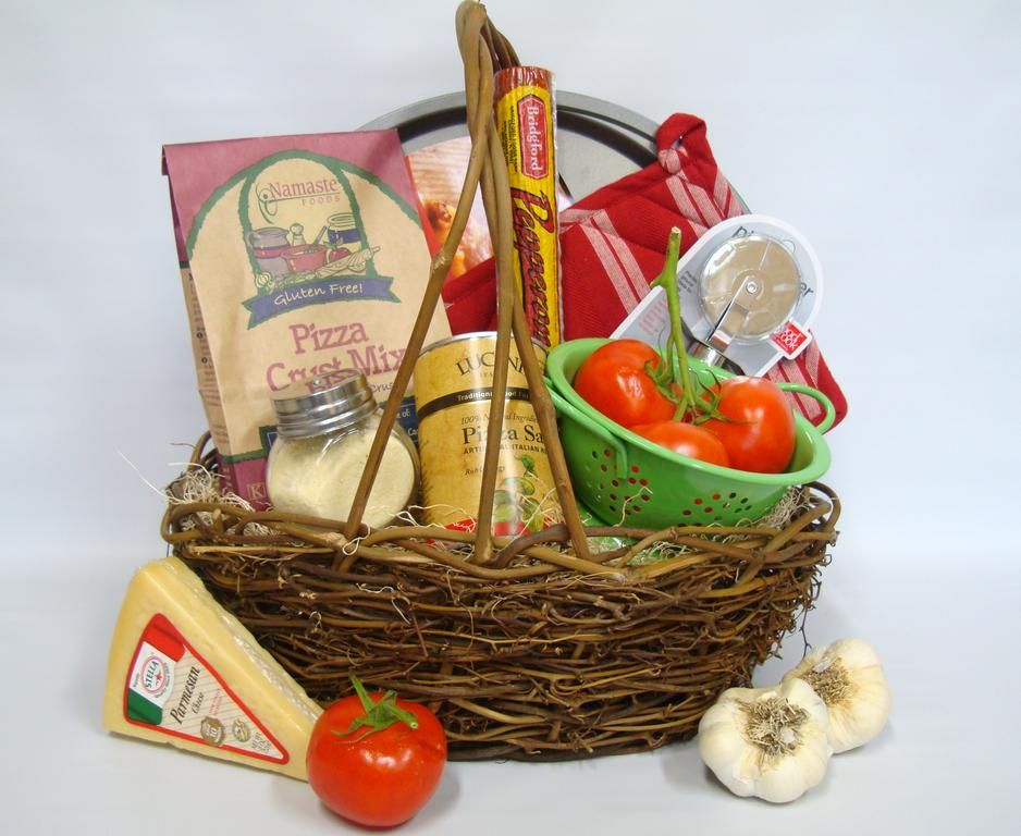 pizza gift basket